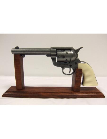 REVOLVER PEACEMAKER USA 1873 GRIS 30.5 CM